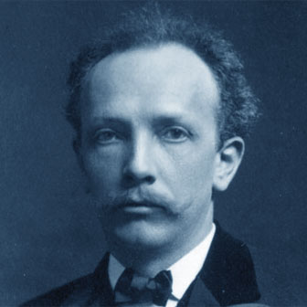Foto di Richard Strauss