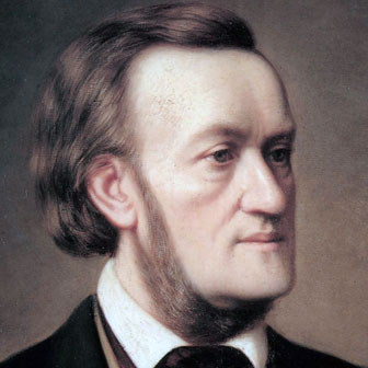 Foto di Richard Wagner