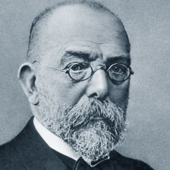 Foto di Robert Koch