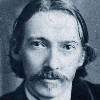 Foto di Robert Louis Stevenson