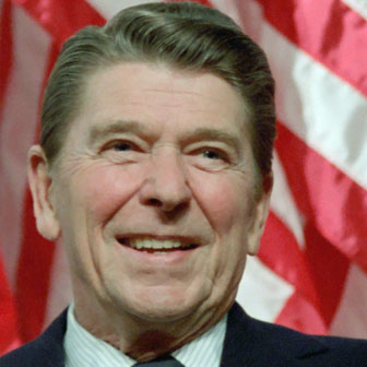 Foto di Ronald Reagan