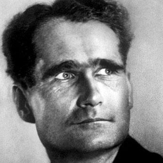 Foto di Rudolf Hess