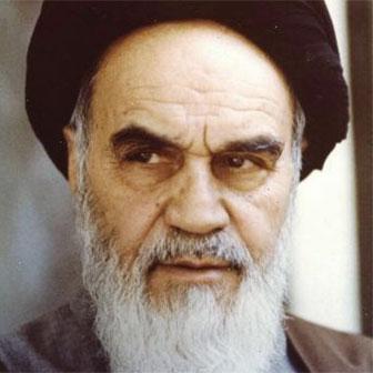 Foto di Ruhollah Khomeini