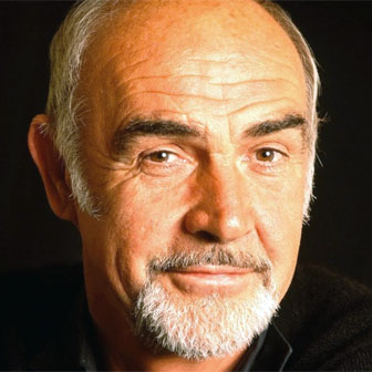 Foto di Sean Connery