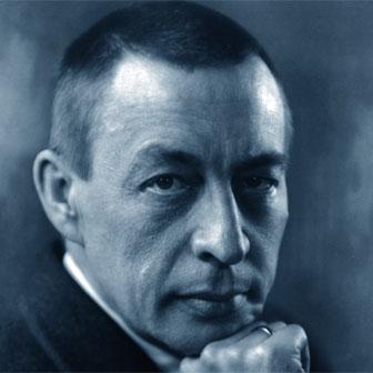 Foto di Sergei Rachmaninoff