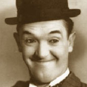 Foto di Stan Laurel