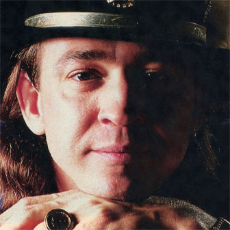 Foto di Stevie Ray Vaughan