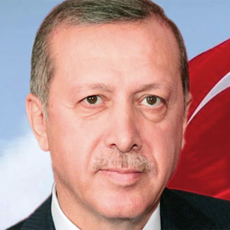 Foto di Tayyip Erdogan