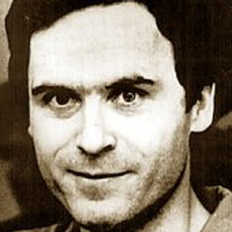 Foto quadrata di Ted Bundy