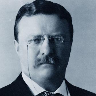Foto di Theodore Roosevelt