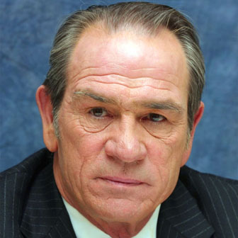 Foto quadrata di Tommy Lee Jones