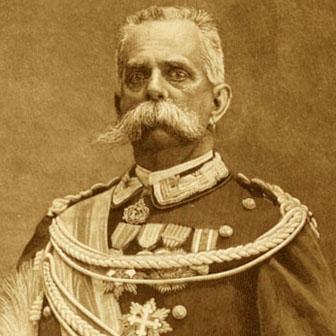 Foto di Umberto I re d'Italia