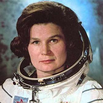 Foto di Valentina Tereshkova