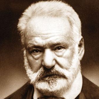 Foto di Victor Hugo