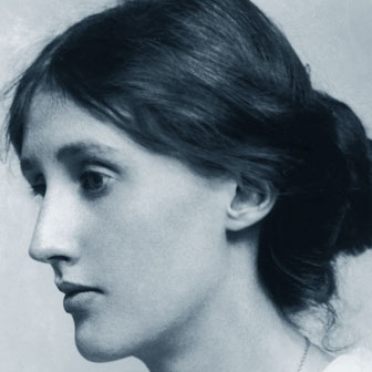Foto di Virginia Woolf