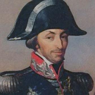 Foto quadrata di Vittorio Emanuele I di Savoia