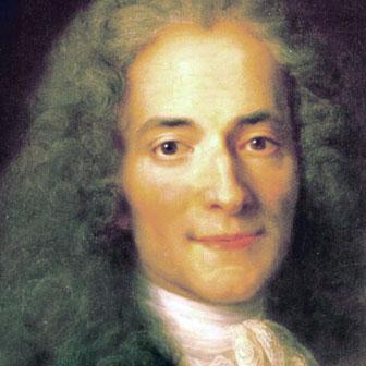 Foto di Voltaire