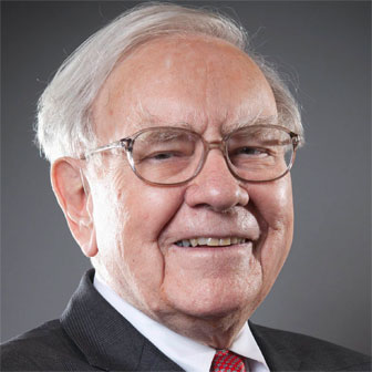 Foto di Warren Buffett