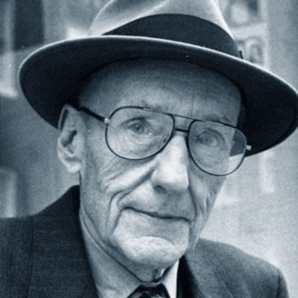 Foto di William Burroughs