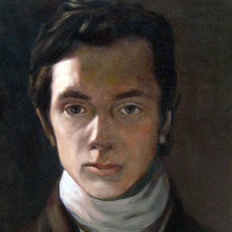 Foto quadrata di William Hazlitt