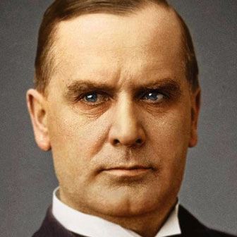 Foto di William McKinley