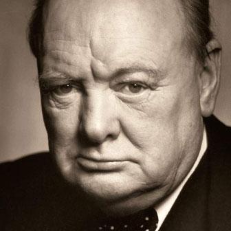 Frasi di Winston Churchill