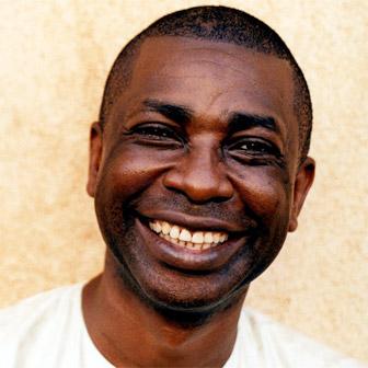 Foto quadrata di Youssou N'Dour