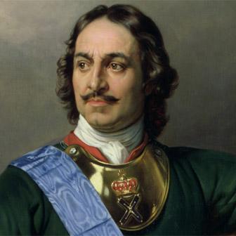 Zar Pietro I il Grande