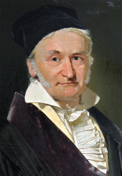 Foto media di Carl Friedrich Gauss