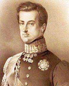 Un'immagine di Carlo Alberto di Savoia