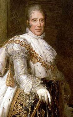 Foto media di Carlo X di Francia