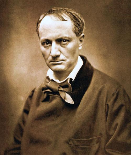 Foto media di Charles Baudelaire