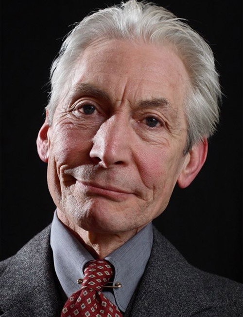Foto media di Charlie Watts