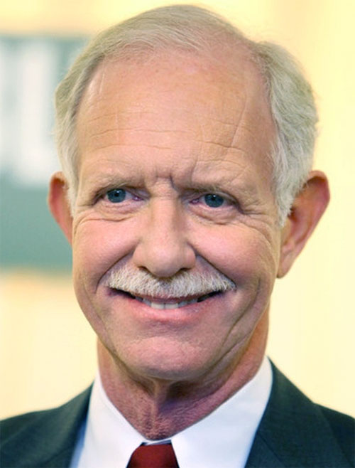 Foto media di Chesley Sullenberger