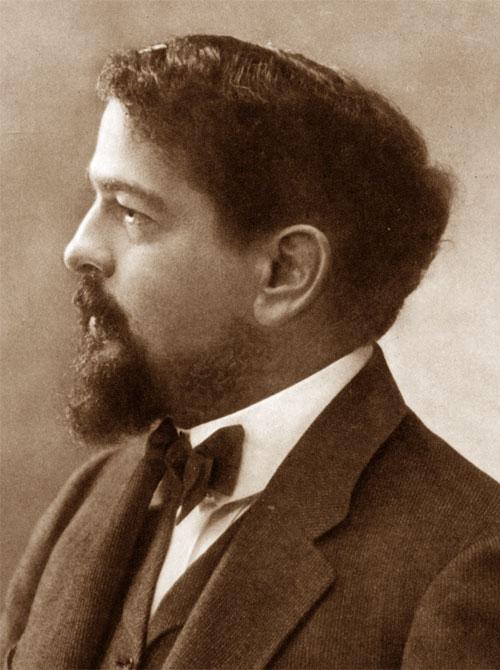 Foto media di Claude Debussy