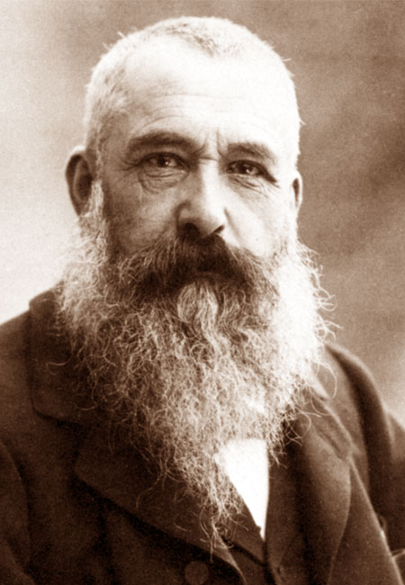 Foto media di Claude Monet