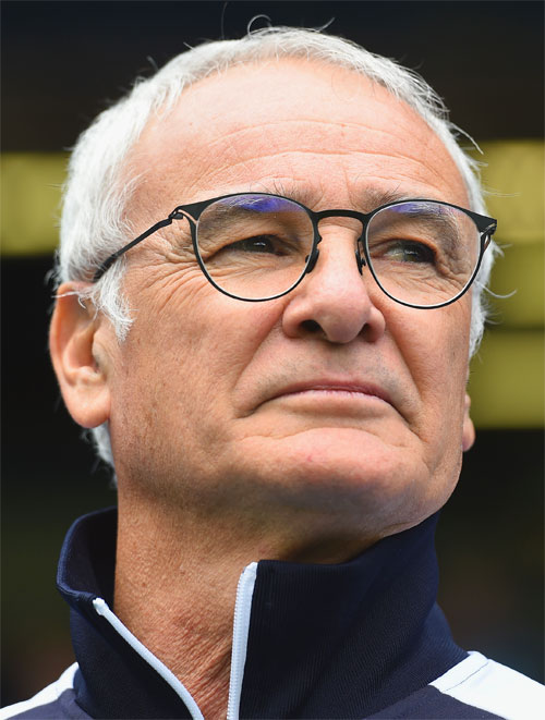 Foto media di Claudio Ranieri