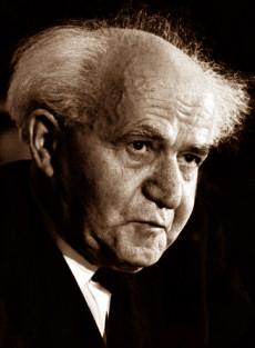 Foto media di David Ben Gurion