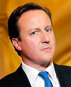 Foto media di David Cameron