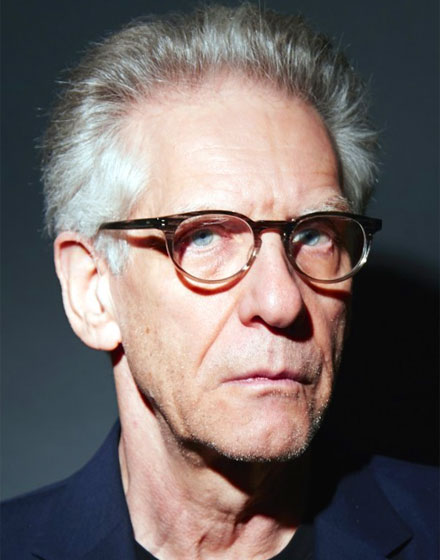 Foto media di David Cronenberg