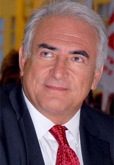 Foto media di Dominique Strauss-Kahn