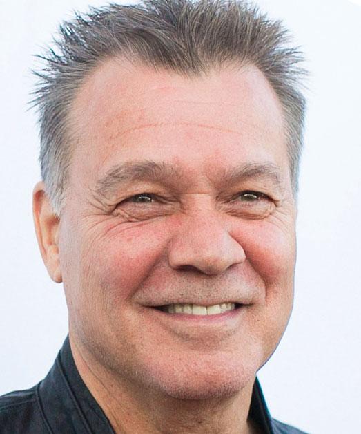 Foto media di Eddie Van Halen