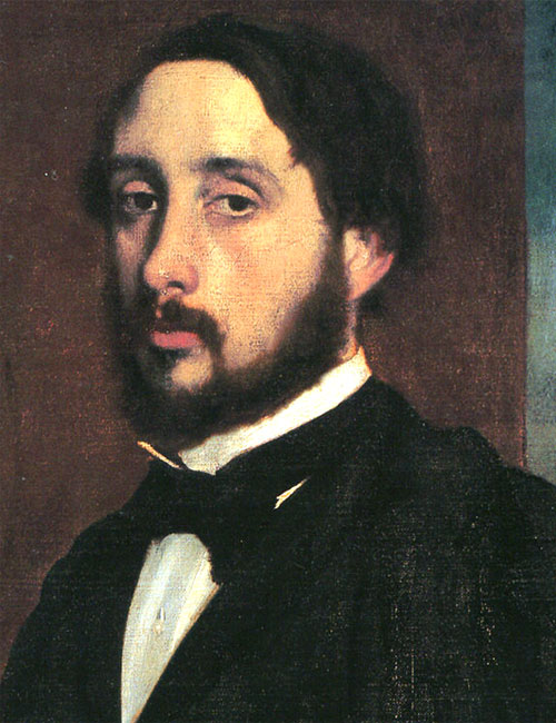 Foto media di Edgar Degas