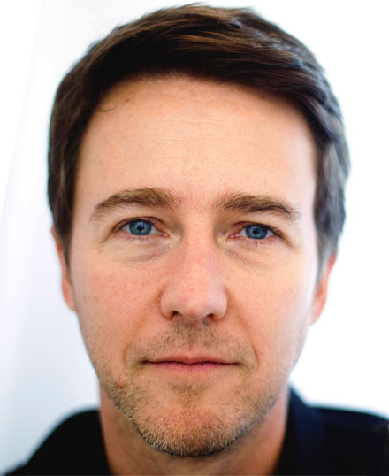 Foto media di Edward Norton