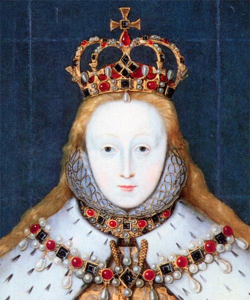 Foto media di Elisabetta I