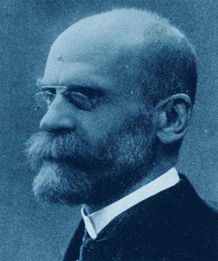Foto media di Emile Durkheim