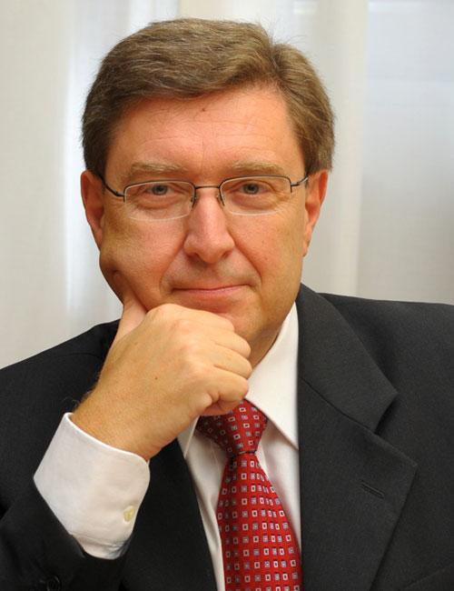 Italiaanse minister van Arbeid Enrico Giovannini