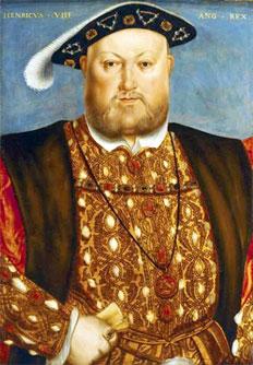 Enrico VIII Tudor