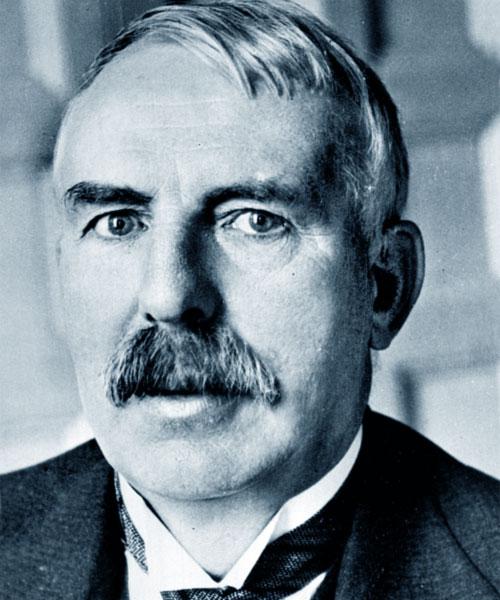 Foto media di Ernest Rutherford