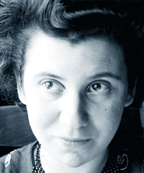 Foto media di Etty Hillesum